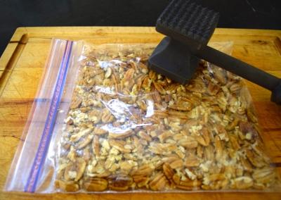 Sorghum oatmeal cookies