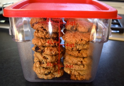 Sorghum Cookies - My Fearless Kitchen