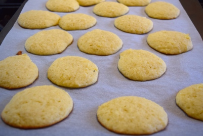 ricotta lemon cookies