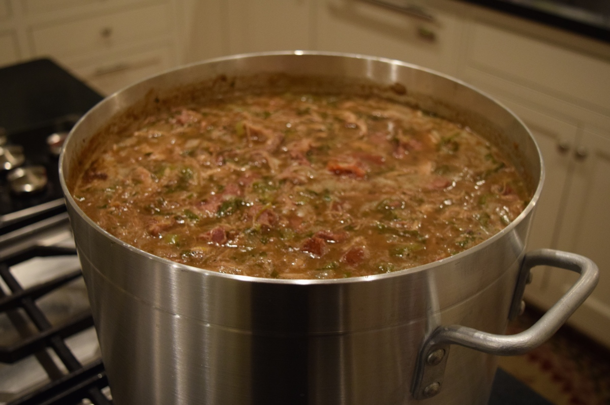 Judy S Kitchen Gumbo