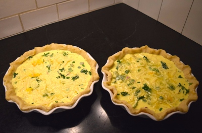 Easter Quiche
