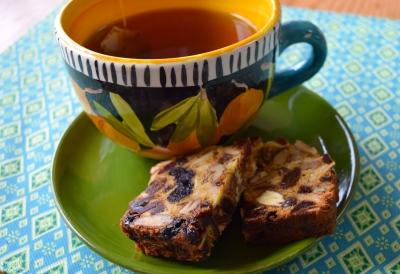 fruit nut bread