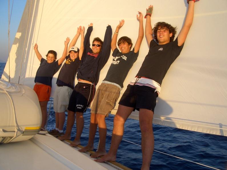 croatia sail dragoandrewjessetylerbruno