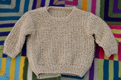 The Home Team Player sweater pattern came from the now-defunct Conshohocken  Cotton Company and has been my favorite baby sweater pattern since the  1980s. 6836c961b259