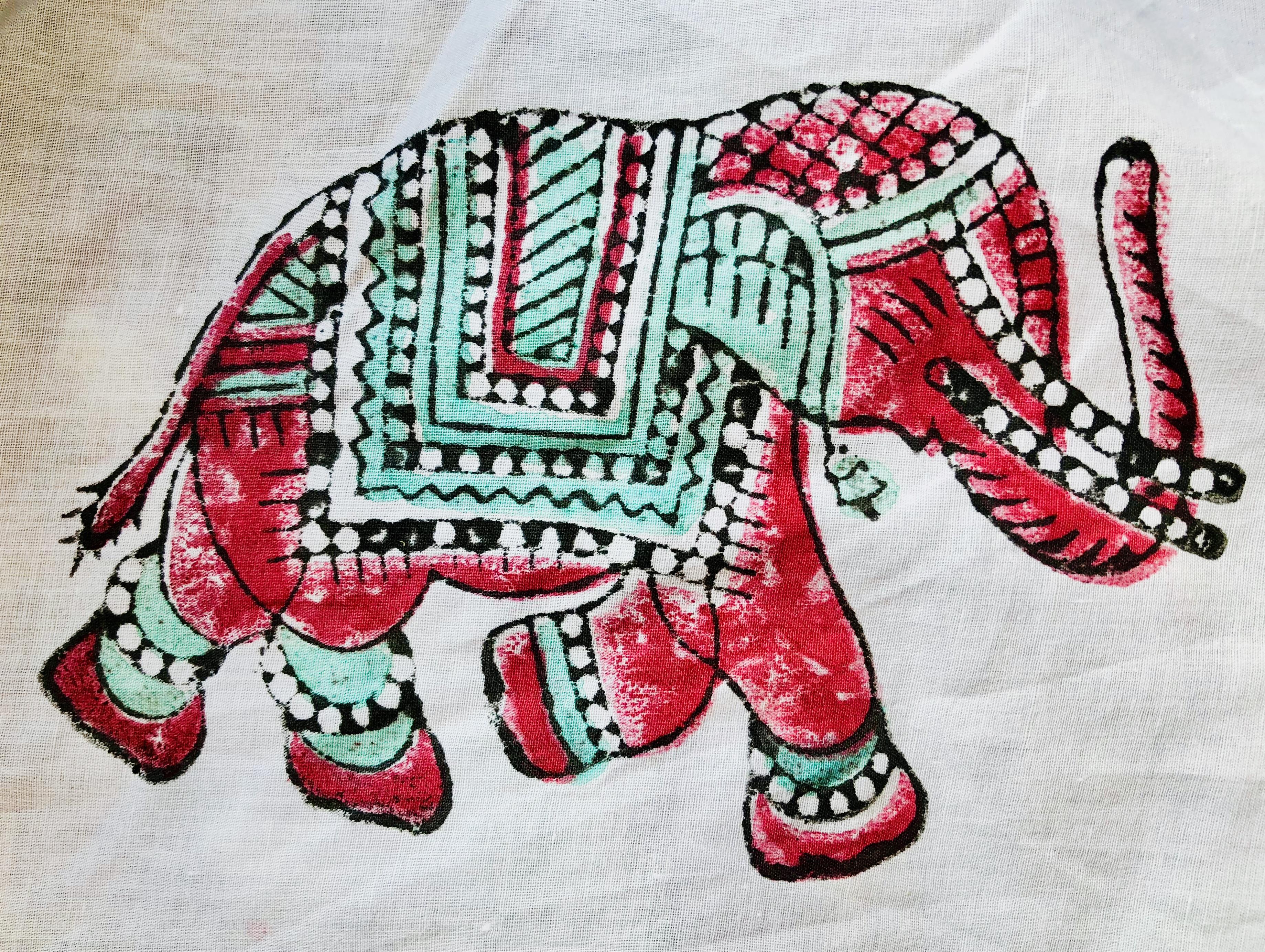 c2e815acfb How to Block Print Fabrics (India, Part 2)@judyschickens